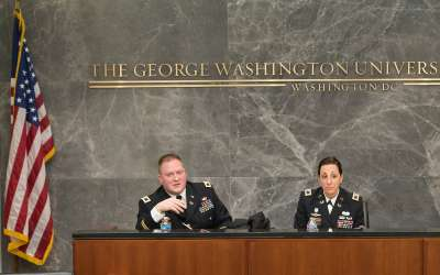 National Security Law Moot Court Competition Returns back to GW Law