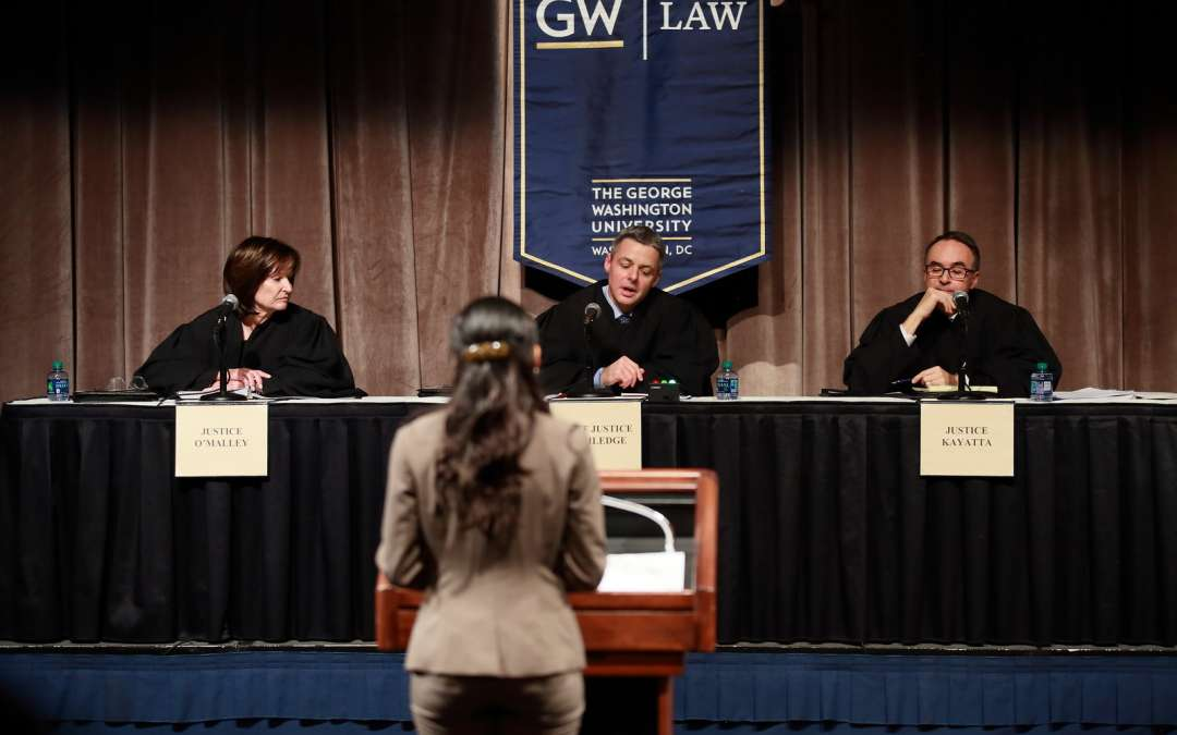 Van Vleck Constitutional Law Moot Court Competition