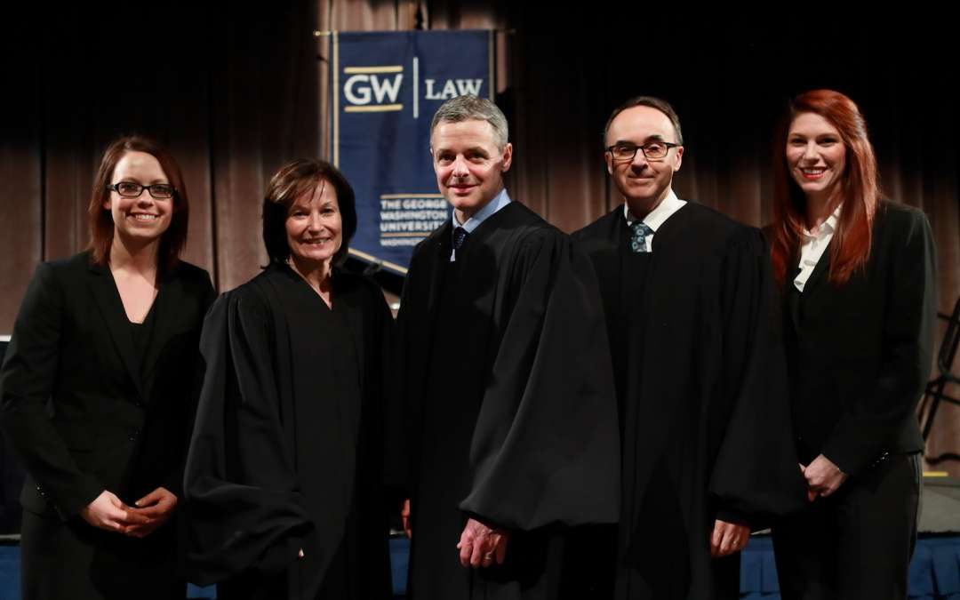 2016 – 2017 Van Vleck Constitutional Law Moot Court Competition Final Results