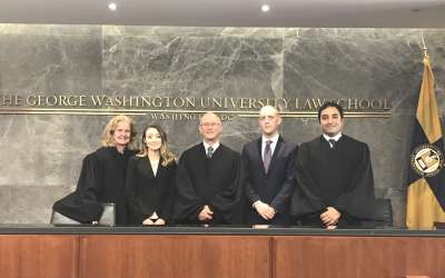 Duquesne Law wins 2017 National Security Law Moot Court Competition