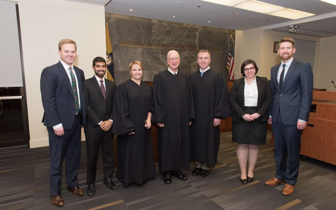2016 -2017 Rothwell Intellectual Property Moot Court Competition Final Results