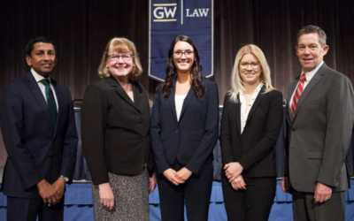 Van Vleck Constitutional Law Moot Court Competition Results