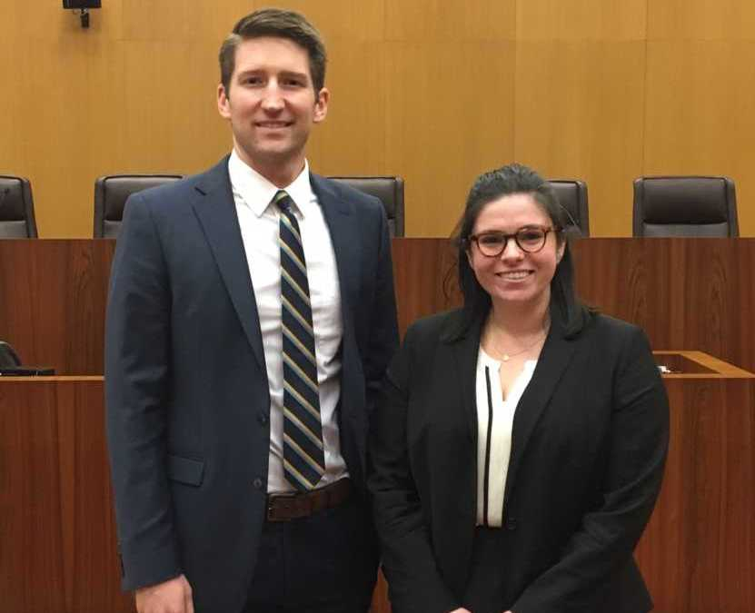 GW Advances to Giles Reich Intellectual Property Nationals