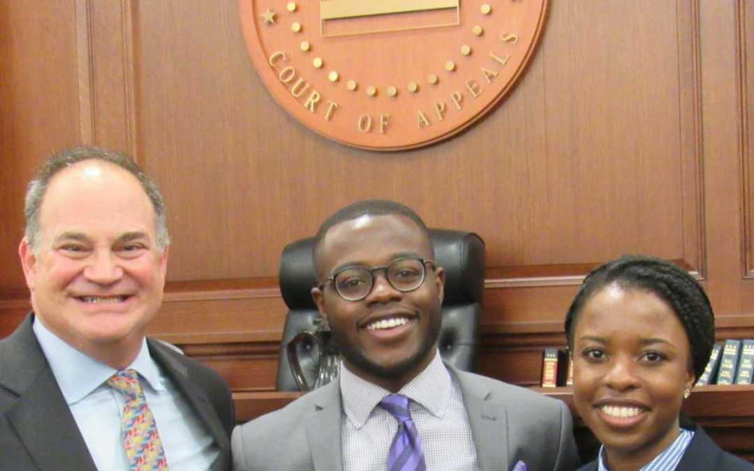 GW's March 2019 Moot Court Success